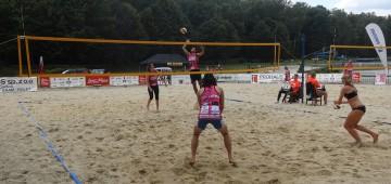 Turniej Siatkówki Plażowej - Leśna Plaża 2019