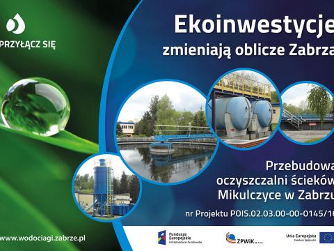 Ekologiczna inwestycja ZPWiK Sp. z o.o.