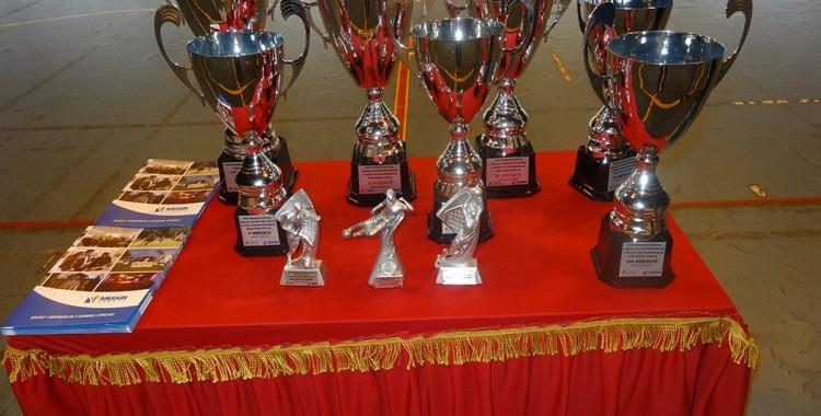 Wyniki XXIII Międzynarodowego Halowego Turnieju Piłki Nożnej Trampkarzy o Puchar Przewodniczącej Rady Miasta Zabrze