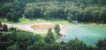 Otwarcie sezonu na kąpielisku leśnym