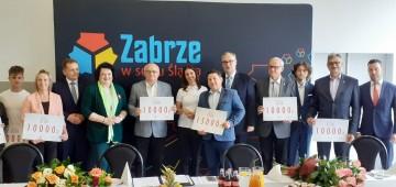 Minister Sportu Danuta Dmowska-Andrzejuk odwiedziła Halę MOSiR!